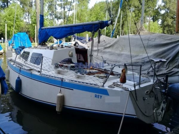 Velero Enguix 26 en venta. Miani Barcos.