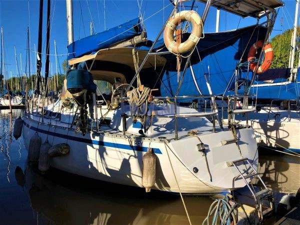 velero Orca 115