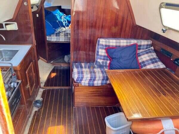 velero Dangelo 24 @mianibarcos