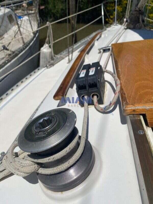velero Dangelo 24 Crucero
