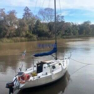 velero Dangelo 24 Crucero. @mianibarcos